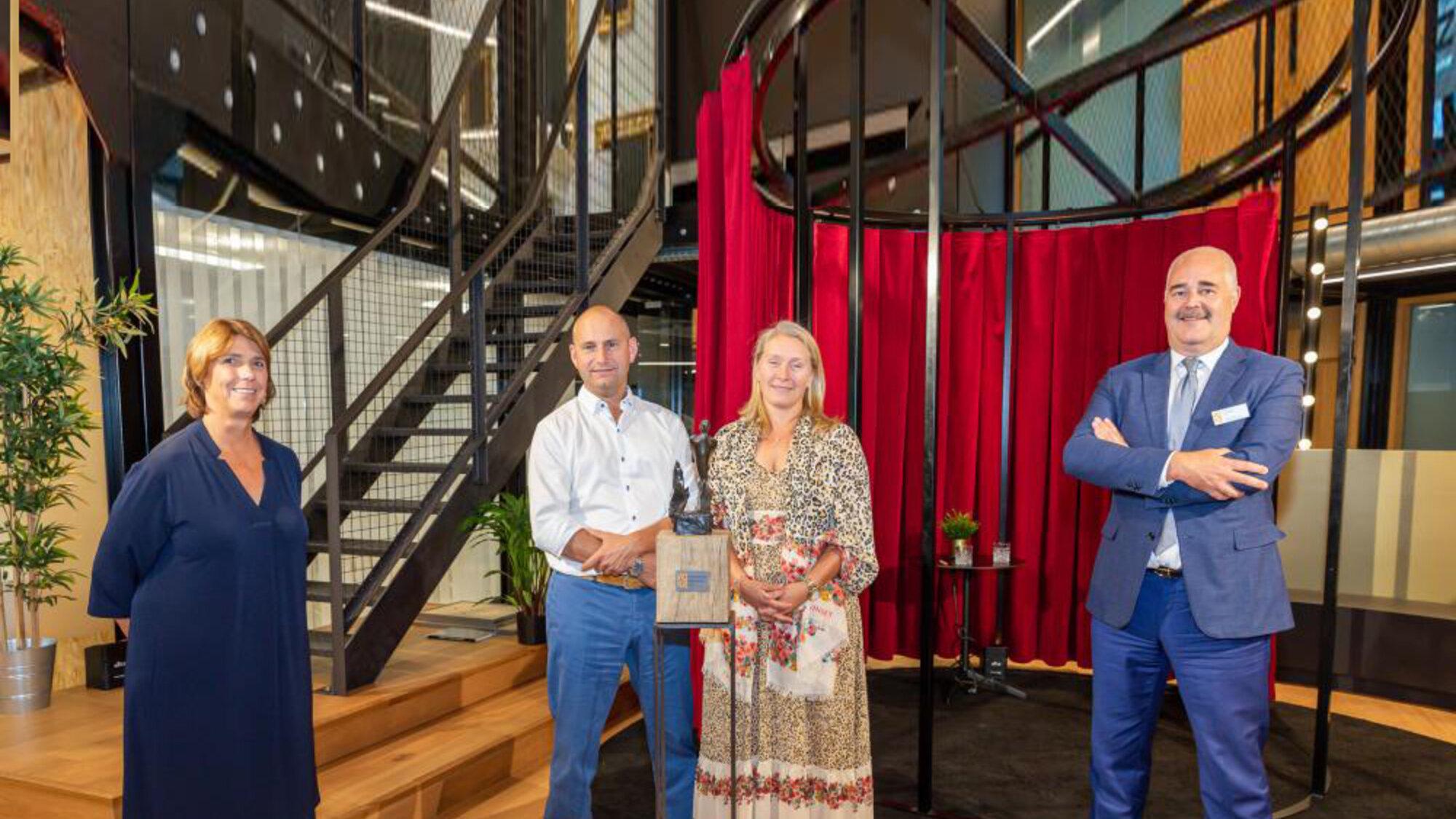 Ondernemersprijs Herman Dessers